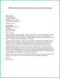 marketing cover letter example cover letter examples banking gallery cover letter ideas