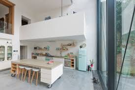 contemporary house extension features the world u0027s largest pivoting