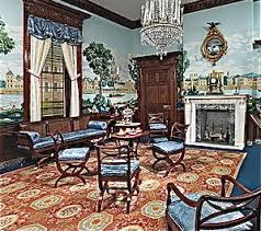 Neoclassical Style Homes Historic Period Interior Design And Home Decor American Federal