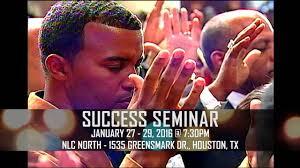 new light christian center church success seminar 2016 at new light christian center church youtube