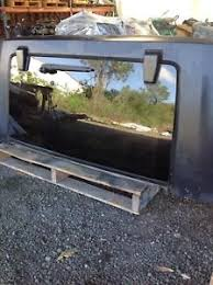black jeep ace family jeep wrangler hard top glass ebay