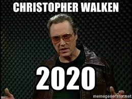 Christopher Walken Cowbell Meme - christopher walken meme generator walken best of the funny meme