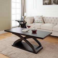 Carson Coffee Table Furniture Espresso Coffee Table Ameriwood Home Carson