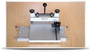 cabinet door router jig professional sliding coping jig for cabinet door rails for shaper or