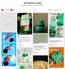 patrick u0027s day crafts u0026 recipes for kids