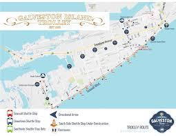 galveston island map how to get around on the island island guide magazine
