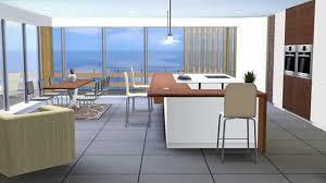 sims kitchen ideas kitchen moderno the sims 3