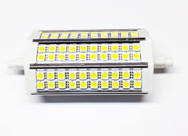 118mm led r7s linear lamp 13 watt 1100 lumen leds unlimited