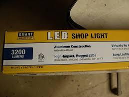 review led shop light by jim jakosh lumberjocks