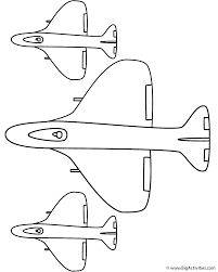 fighter airplane side planes coloring military
