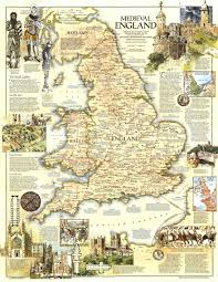 Map England by Map Of Medieval England Historical Facts Pinterest Medieval