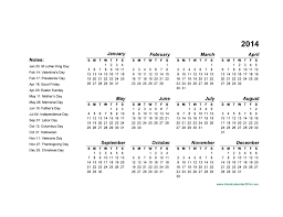 best photos of 2014 yearly calendar with holidays 2014 annual