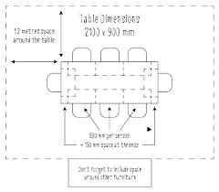 dining room table measurements dining table l height dining room table height table size chart