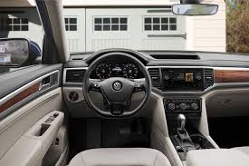 volkswagen atlas seating all new volkswagen atlas south motors vw