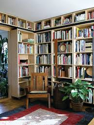 bookcases with wheels houzz