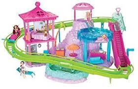 polly pocket roller coaster resort amazon uk toys u0026 games
