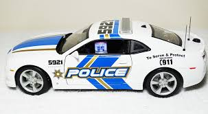 toy police cars with working lights and sirens for sale custom 1 18 concept camaro police car with working lights siren