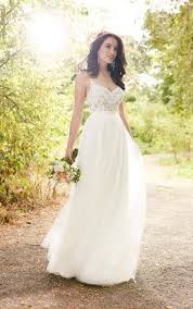 wedding dres boho wedding dresses boho wedding dress martina liana separates