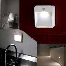 led wall lamp multi function flashlight motion sensor light