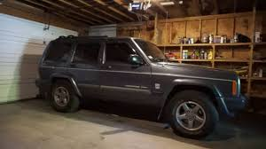 jeep cherokee power wheels 2001 jeep cherokee sport xj daily driver should you purchase