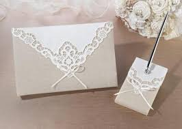 guest book and pen set wedding guest book pen sets wherebridesgo