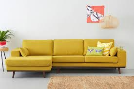 Hues Of Yellow Yellow Sofa A Sunshine Piece For Your Living Room