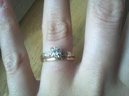 wedding ring metals mixing wedding ring metals weddingbee