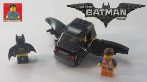 the lego batman movie free bat car review toys