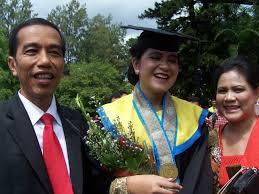 profil gibran jokowi profil dan biodata kahiyang ayu putri presiden ri bapak jokowi