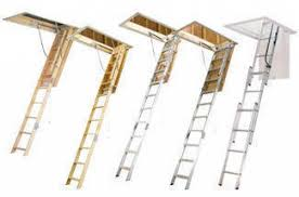 pull down stairs attic access ladder akzent foldable attic