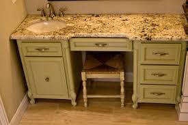 Furniture Style Vanity Mission Corbels U0026 Vanity Legs Transform Bathroom Design Osborne
