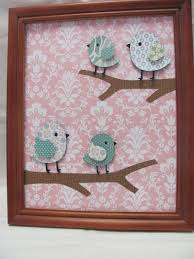 Bird Decor For Nursery Wall Nursery Room Room Wall