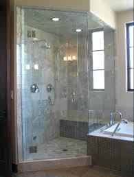 Glass Door For Shower Stall Types Of Bathroom Showers Various Glass Door Types For Shower