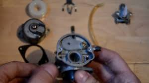 fix your mini bike carb bogging cutting out etc youtube