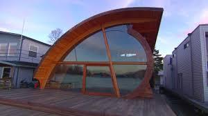 the strobl houseboat video hgtv