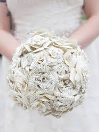 paper flower bouquet 15 ways to use paper flowers at your wedding