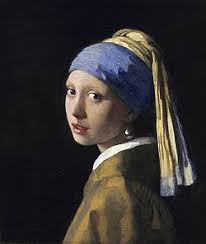 painting girl with pearl earring girl with a pearl earring tv tropes