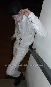 Clockwork Orange Halloween Costume Droog Costume Clockwork Orange