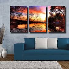 Canvas Painting For Home Decoration by Online Buy Wholesale 3 Piece Canvas Painting From China 3 Piece