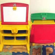 step 2 easel desk step2 flip doodle easel desk stool step 2 easel step2 flip and