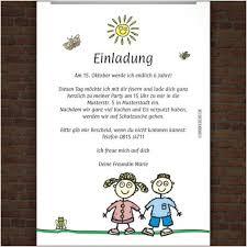 sprüche zum kindergeburtstag lustige sprüche einladung kindergeburtstag intelligent texte