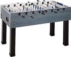 Amazon Com Garlando G 500 Indoor Outdoor Weatherproof Foosball