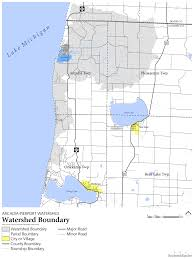State Map Of Michigan by Arcadia Pierport Watershed Lakes To Land Regional Initiative