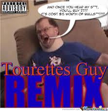 Album Cover Meme - tourettes guy album cover by doctoro thug meme center