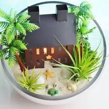 shop metal glass terrarium on wanelo