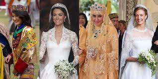 royal wedding dresses what 16 royal brides wore on their wedding day insider