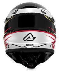 white motocross helmet acerbis motocross helmet impact mx power eu