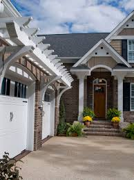 trellis over garage door i89 in charming small home decoration