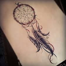 best 25 dreamcatcher tattoo thigh ideas on pinterest