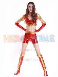 Halloween Costumes Iron Man Man Ironette Costume